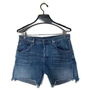 Citizens of Humanity Denim Shorts Size 27